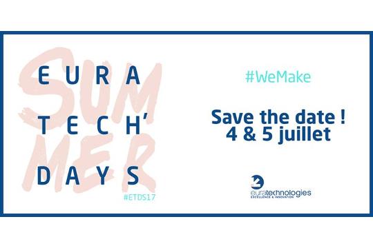 4/5 juillet – Euratech Days Summer 2017