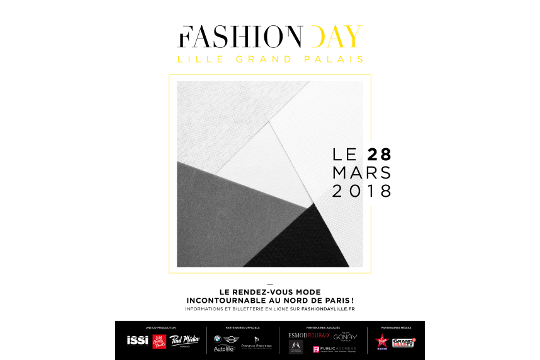 28 mars 2018 – FASHION DAY LILLE