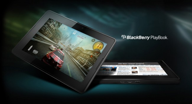 BlackBerry PlayBook, la tablette de RIM sera proposée à  partir de 499.99$