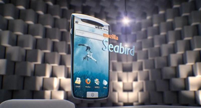 Mozilla Seabird : Le smartphone du futur !