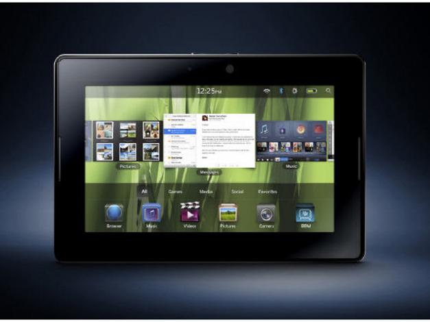 BlackBerry PlayBook, la tablette de RIM sera proposée à partir de 500$