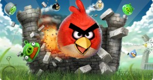 Samsung s'offre une pub avec Angry Birds