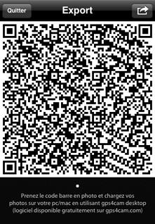 Code barre 2D