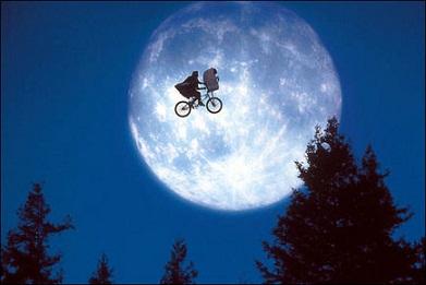 E.T. est de retour