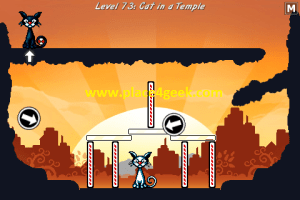 Cat Physics Niveau 73