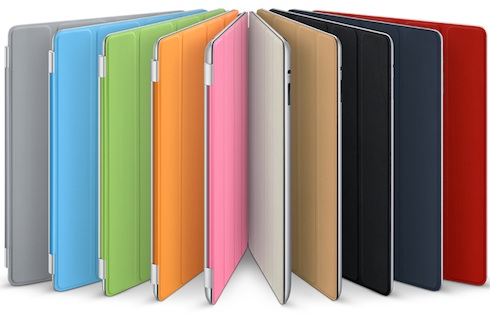 Smart-Cover sur l'iPad 1