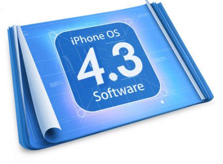iOS 4.3.3 est disponible !