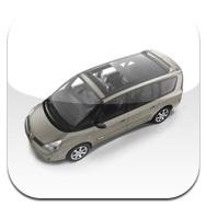 Renault Espace pour iPhone