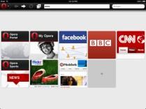 Opera mini 6.0 iPad