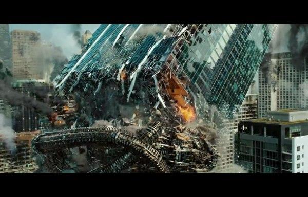 Transformers 3, la Face Cachée de la Lune : La bande annonce