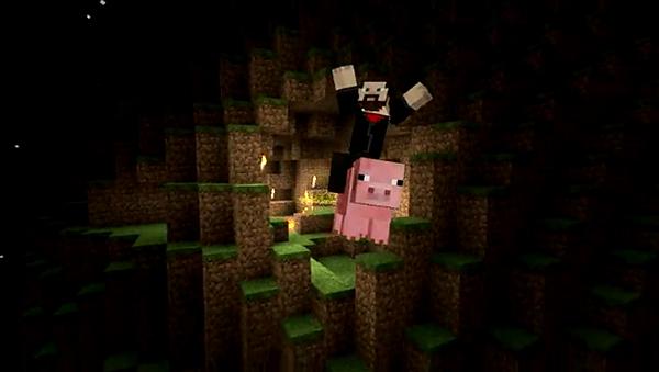 [Clip Vidéo] Minecraft Universe