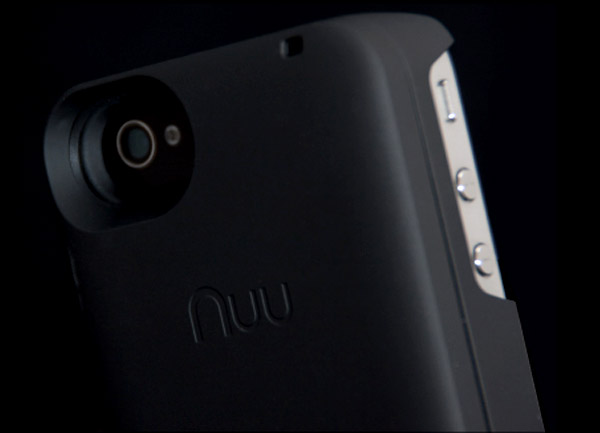 NUU MiniKey clavier pour Iphone 4