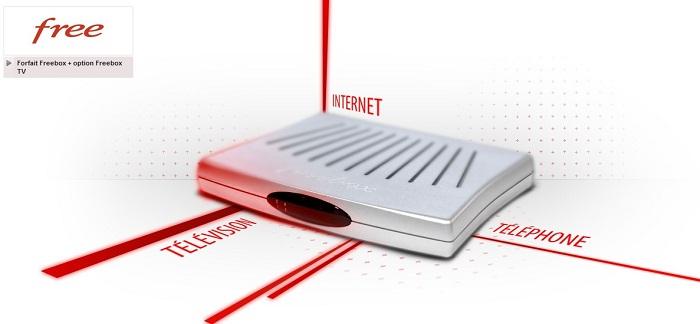 Free propose un abonnement internet à 1,99€/mois sur Vente-privee.com