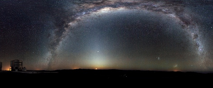 Un superbe Time-Lapse de la voie lactée