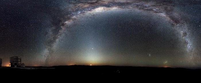 Un superbe Time Lapse de la voie lactée