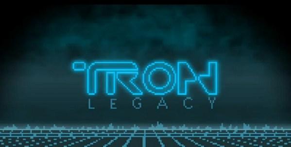 [Video] Tron Legacy version 8 bits