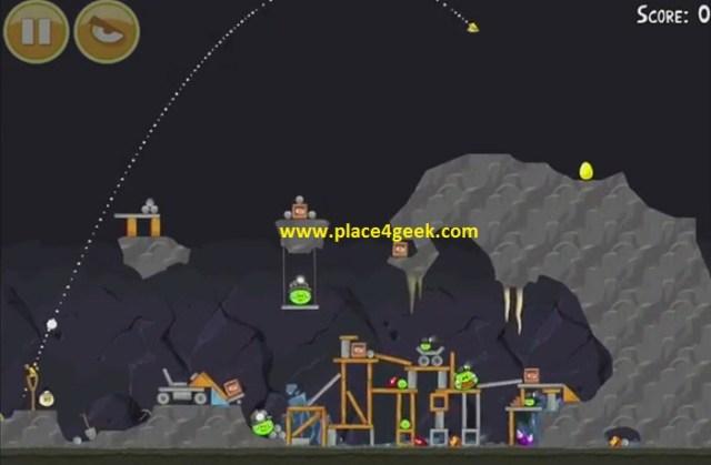 Angry Birds niveau 16-9.