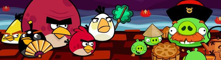 Le mighty eagle est disponible sur Angry Birds Seasons