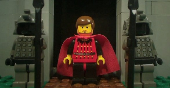 Coldplay Viva la Vida version LEGO
