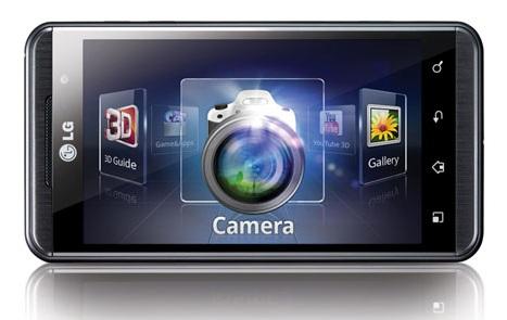 Optimus 3D : LG va bientôt donner du relief à tous les jeux 3D Android !