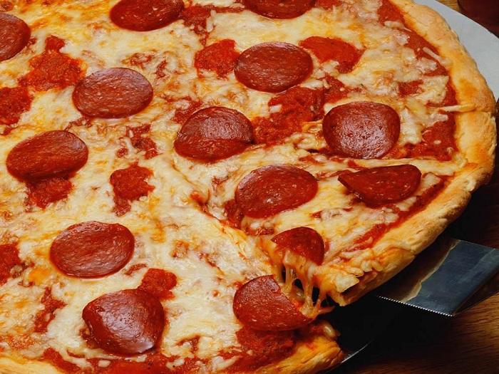 à‰norme ! Commander une pizza avec une ligne de commande