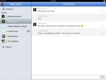 Skype débarque sur iPad