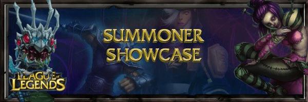 [LoL] Summoner showcase #45