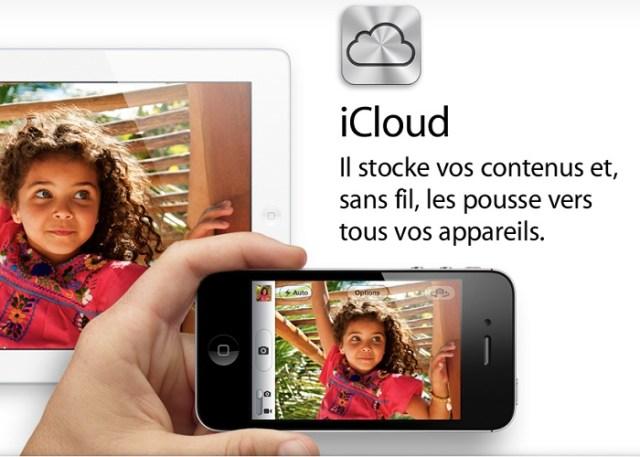 Lancement d'iOS 5, iCloud et Itunes Match