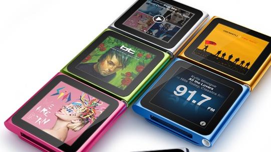 Baisse de prix et nouveau firmware pour l'iPod Nano