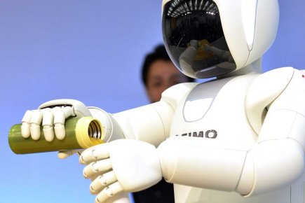 Honda – Asimo version 2011