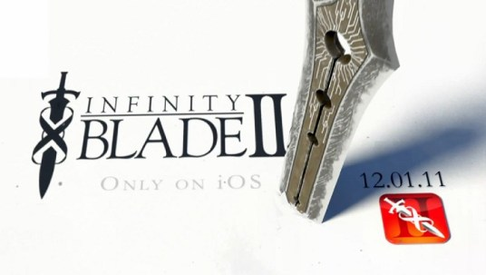 Infinity Blade 2 le trailer