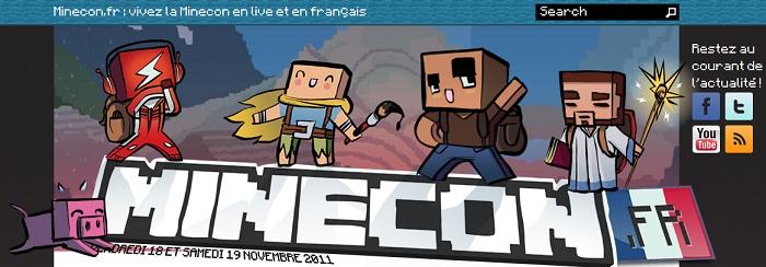 La MineCon et Minecraft en version finale c'est pour cette semaine !
