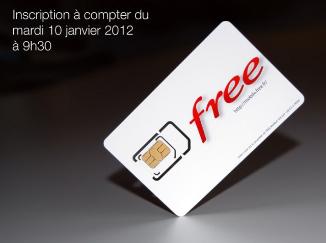 Free Mobile, lancement officiel demain matin