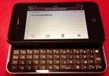 On essaye le clavier sur l'application Notes