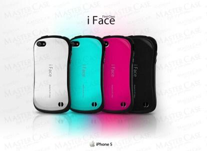 Test de la coque iFace pour iPhone 5