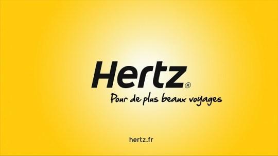 La nouvelle application Hertz