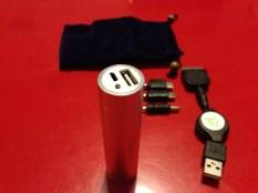 Test de la batterie externe Avantree Universal – SPPW-220-SLR