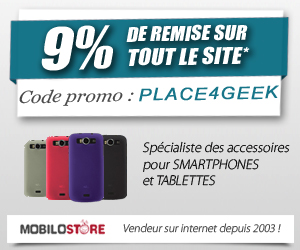Code promo Mobilostore