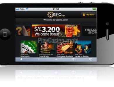 Les jeux d'argent sur mobile