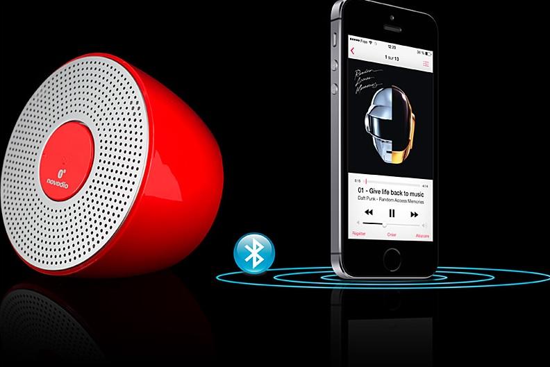 Test du Novodio Shower Bluetooth Speaker + Concours