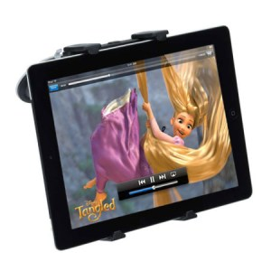 Test du support voiture iGrip pour tablettes + Concours