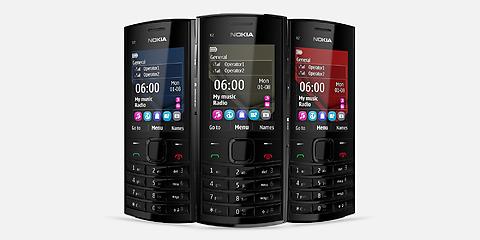 Nokia X2 sensiblement amélioré par rapport au Nokia X