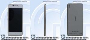 Gionee GN9005, un smartphone chinois le le plus fin du monde
