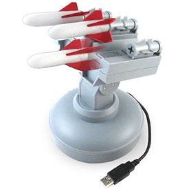 Test d'un lance-missiles USB + Concours