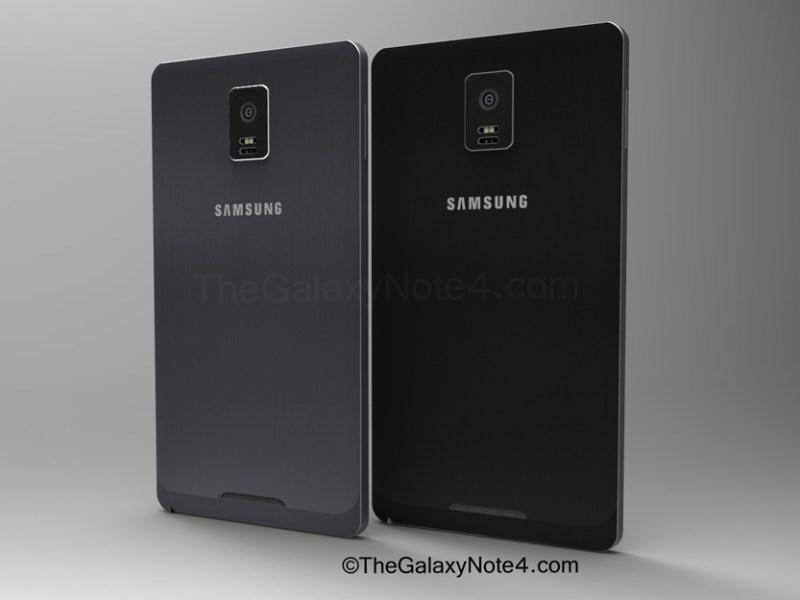 Le Galaxy Note 4 plus cher que le Note 3