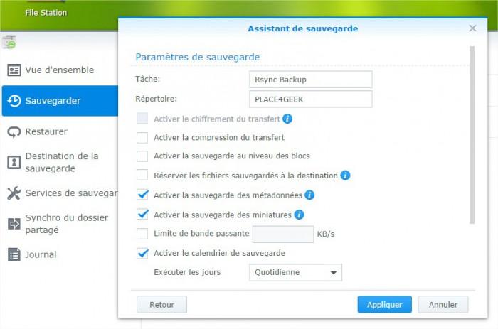 Tuto : Installer Rsync sur son serveur