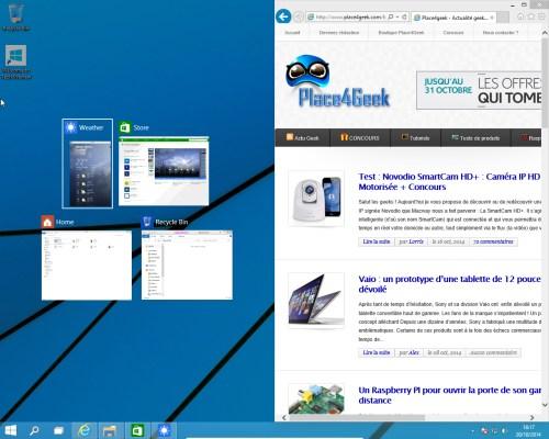 Snap Windows 10
