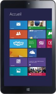 Test d'une tablette IPS Windows 8.1 (Touchlet XWi8)