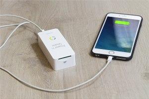 Test du Novodio Power'n Share : un boîtier de partage multimédia et batterie externe + Concours