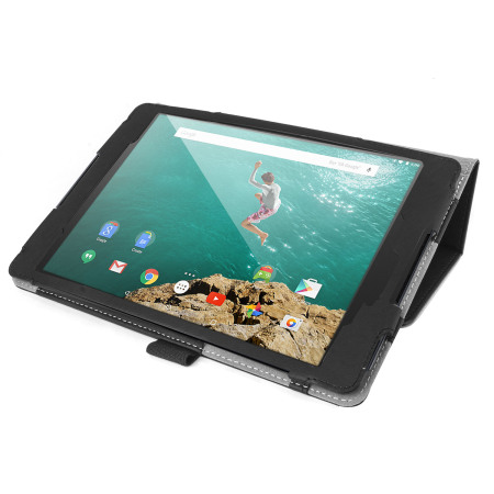 Housse Google Nexus 9 Encase Stand and Type